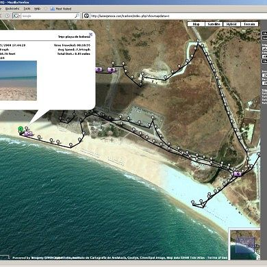 TrackMe for Google Earth & Maps Now in Windows Phone 7