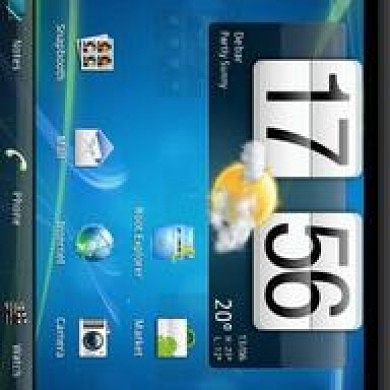 HTC Flyer ROM for Desire HD/ Inspire