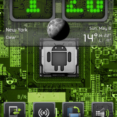 Skin PCB Sense for Android