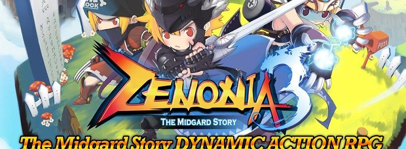 ZENONIA 3 in English – Android