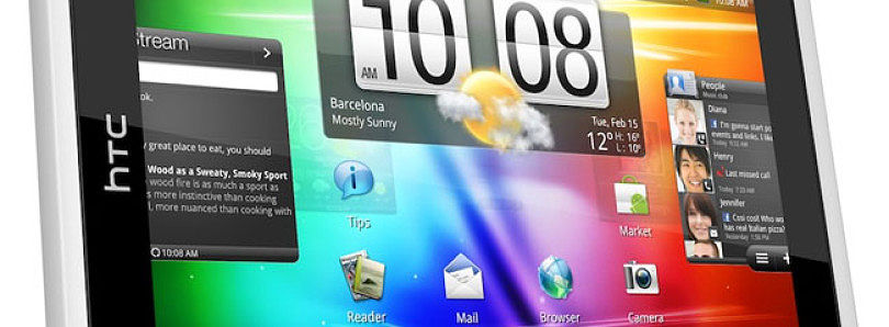 Temp Root Achieved for HTC Flyer