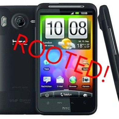 HTC Desire HD Firmware Downgrade Guide