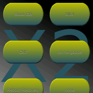 Boot Up To 4 Different Roms With DualRomX2