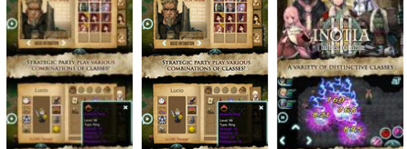 Inotia 3 Brings Classic RPG Fun to Your Android Device