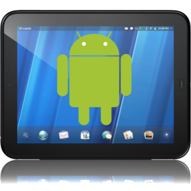 Android on HP TouchPad Bounty: Now Over $2,000