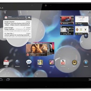 Motorola XOOM Now Rocking 4G-Capable Rooted 3.2.2!