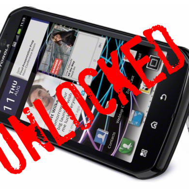 Motorola Photon 4G Gets Unlocked Bootloader!