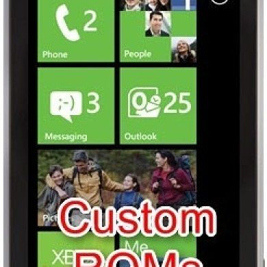 1st Gen Mango 7713 Custom ROM For HTC Windows Phone 7 Specific Devices