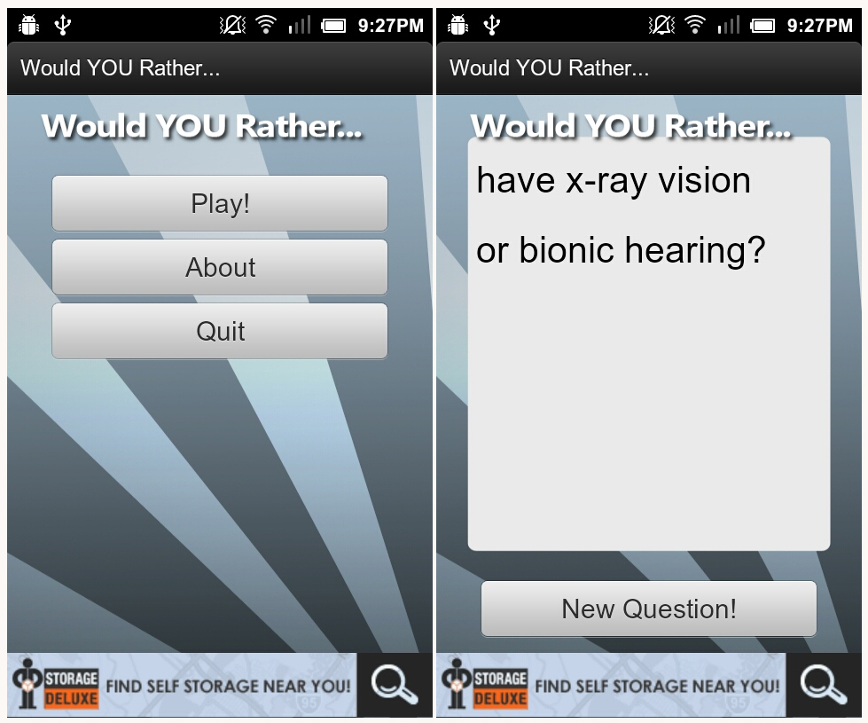 Would You Rather Questions For Adults Dirty