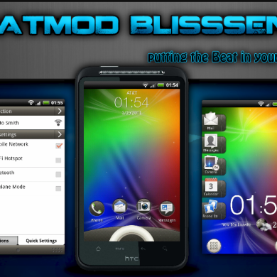 Bliss Ported To myTouch 4G