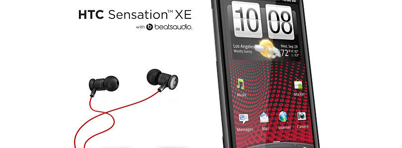 HTC Announcing Sensation XE