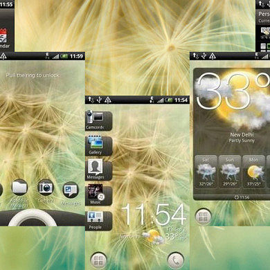 Bliss Arrives For HTC Desire Owners