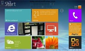 And So It Begins… First Development Thread Added To Windows 8 Section – Get The Windows 7 Taskbar Back