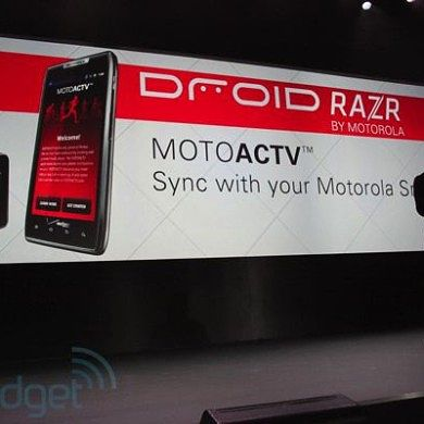 Motorola Droid RAZR: Still Locking Bootloaders