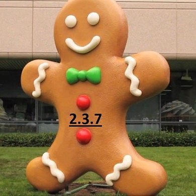Android 2.3.7 Hits The Streets!