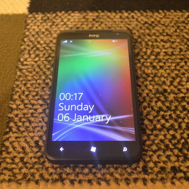 XDA Exclusive Phone Review – HTC Titan (The New One)
