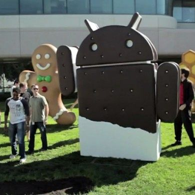 ICS and Galaxy Nexus Specs, Images and Announcement