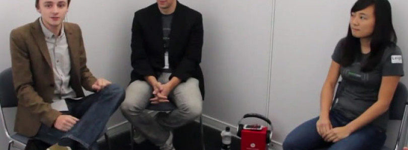 HTC Interview at Droidcon UK – XDA TV