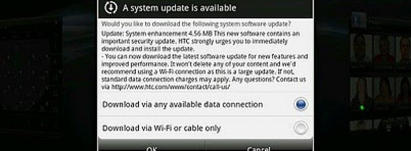 Sprint Rolls Out Updates For The EVO Family – HTC, You Can Do Better And I Will Tell You How!