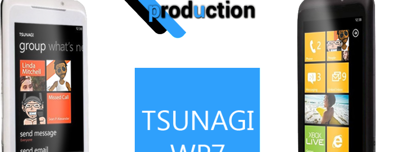 Windows Phone 7 Ported To The Toshiba Tsunagi