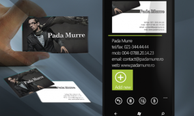 Concept – Business Card Reader Windows Phone – Calling For Devs