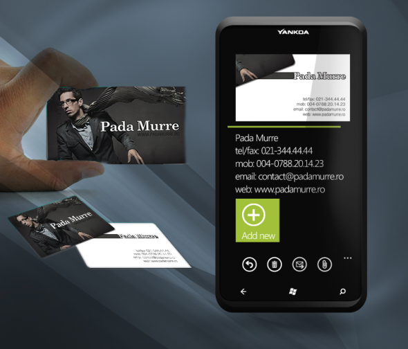 Concept business card reader windows phone calling for devs concept business card reader windows phone calling reheart Choice Image