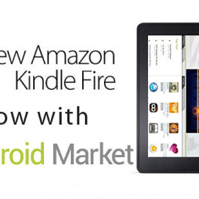 Kindle Fire Now Rocking Android Market and the Rest of the Google Apps
