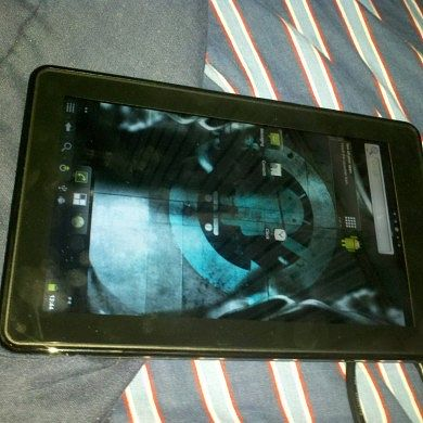 CyanogenMod 7 Hacked Onto Kindle Fire