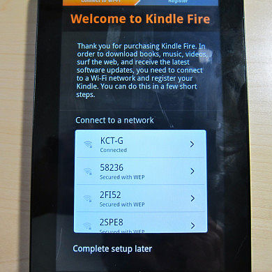Turn Your Galaxy Tab Into a Kindle Fire… Say What!?