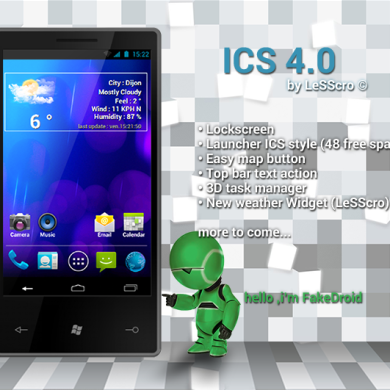 Give Your WM Device A Taste Of ICS