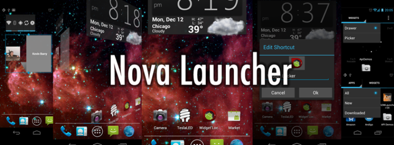 Nova Launcher Beta (ICS-based) for Samsung Galaxy Nexus