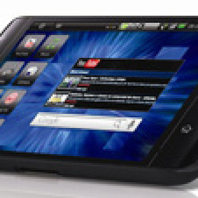 Dell Streak 5 Gets Official Gingerbread