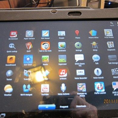 HTC Jetstream has been rooted!