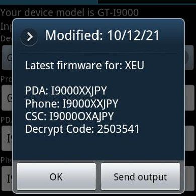 Keep Up Your Firmware Up To Date With Check Fus 2.0