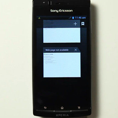 Sony Ericsson Releases Official Alpha Build of Ice Cream Sandwich!