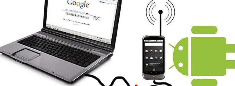 Reverse Tethering: Keeping Your Android Device Online