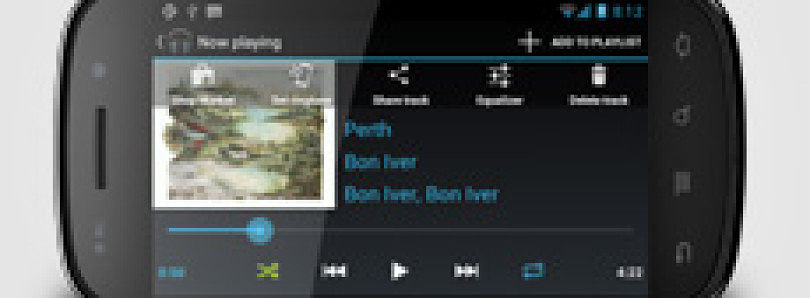 CyanogenMod 9 Will Have Custom Music Player, Fully Theme-able