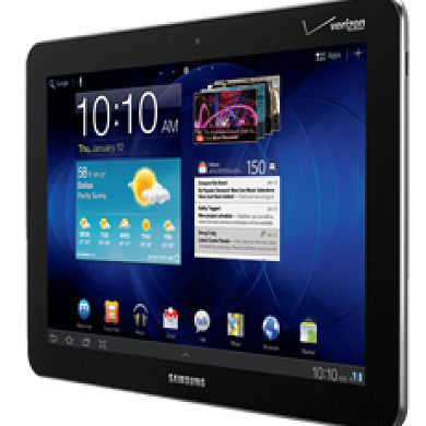 EL01 Update For Verizon Galaxy Tab 10.1 LTE Will Add TouchWiz