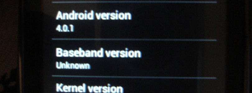 Samsung Galaxy Mini Gets ICS Port