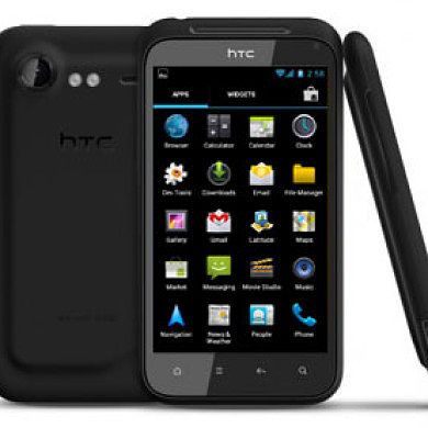 HTC Incredible S Gets ICS Port