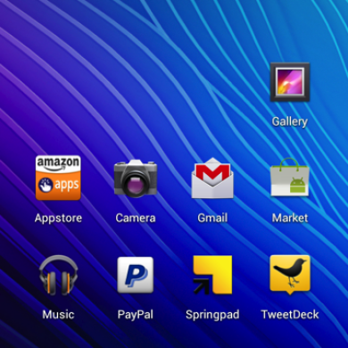 Reclaim Android Search Permanent Button on Galaxy Nexus