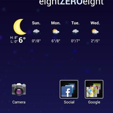 Mod for ICS Makes Square Folders