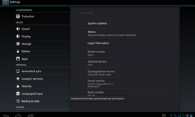 Highly Functioning CM9 Kang Released for the Xoom