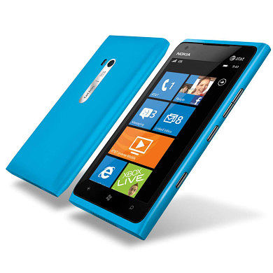 Nokia Launches the WP7-Powered Lumia 900