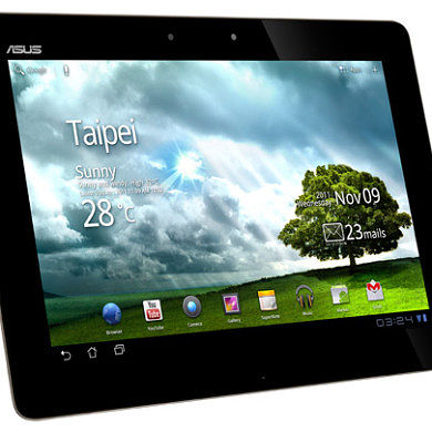 Asus Eee Pad Transformer Prime Gets Root