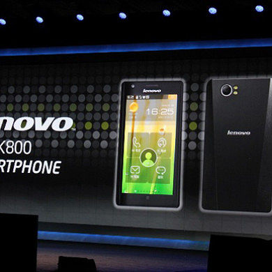 Lenovo Looking Into Mobile World As Well
