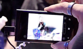 XDA TV at CES: Hands on with Nokia Lumia 800 and 900