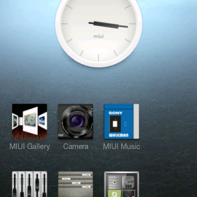 MIUI Port Hits Sony Xperia Neo