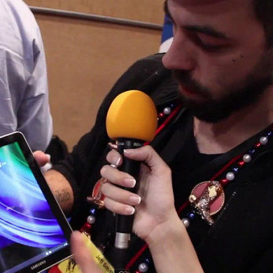 XDA TV at CES: Hands On with Samsung Galaxy Tab 7.7, HTC Vivid & Rezound