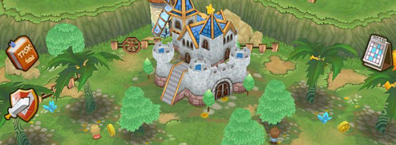 Little Empire: Location Based MMO for Android